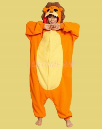 Picture of Golden Lion Onesie
