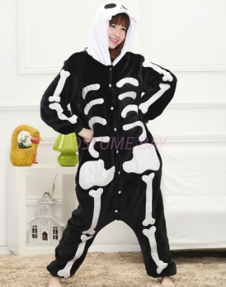 Picture of Skeleton Onesie