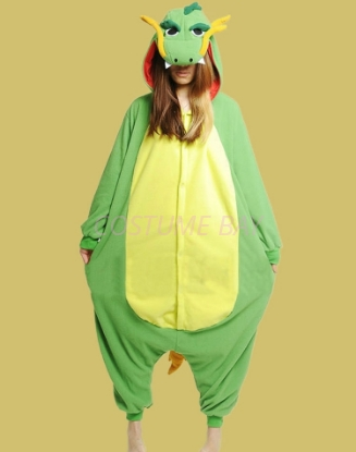 Picture of Green Dragon Onesie