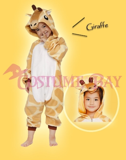 Picture of Giraffe Onesie