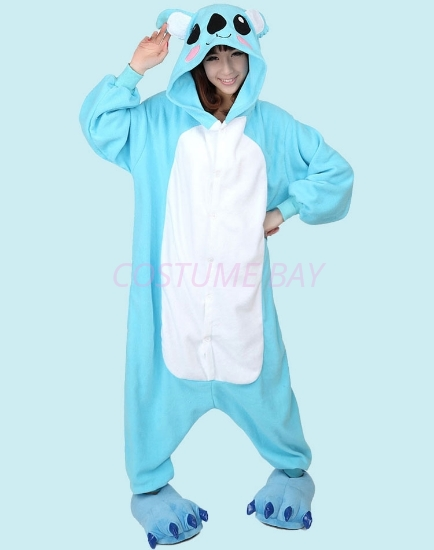 Picture of Blue Koala Onesie