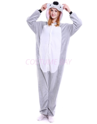 Picture of Grey Koala Onesie