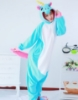 Picture of Blue Royal Unicorn Onesie