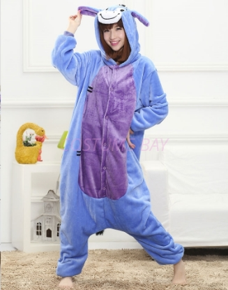 Picture of Eeyore Donkey Onesie