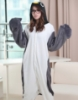 Picture of Grey Penguin Onesie