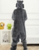 Picture of Grey Wolf Onesie
