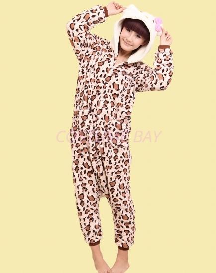 Picture of Hello Kitty - Leopard Onesie
