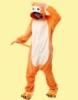 Picture of Orange Monkey Onesie