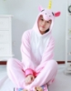 Picture of Pink Royal Unicorn Onesie