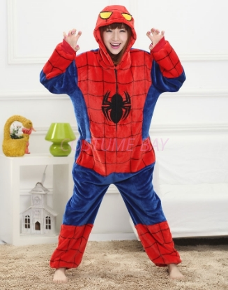 Picture of Spiderman Onesie