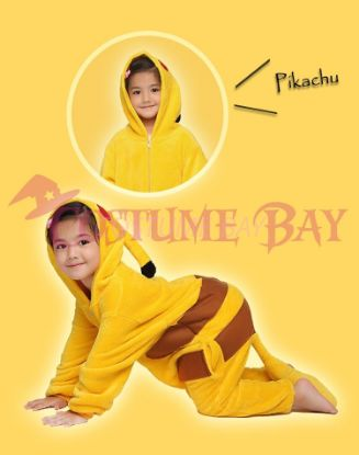 Picture of Pikachu Onesie