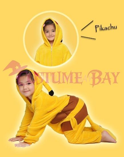 Picture of Pikachu Onesie