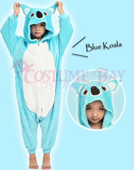 Picture of Blue Koala Onesie