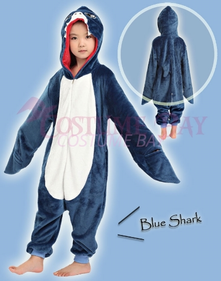 Picture of Blue Shark Onesie