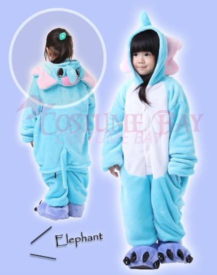 aa3d7c715 Costume Bay. Elephant Onesie