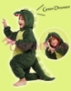 Picture of Green Dinosaur Onesie