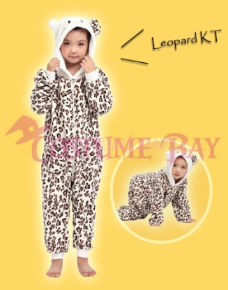 Picture of Hello Kitty - Leopard Onesie