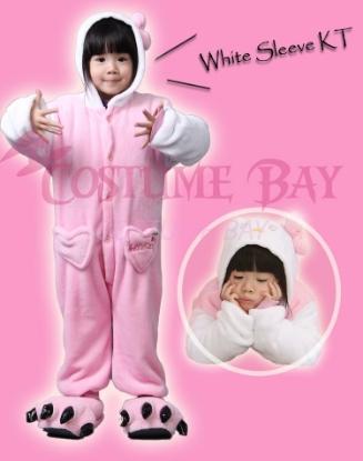 Picture of Hello Kitty - White Head Onesie