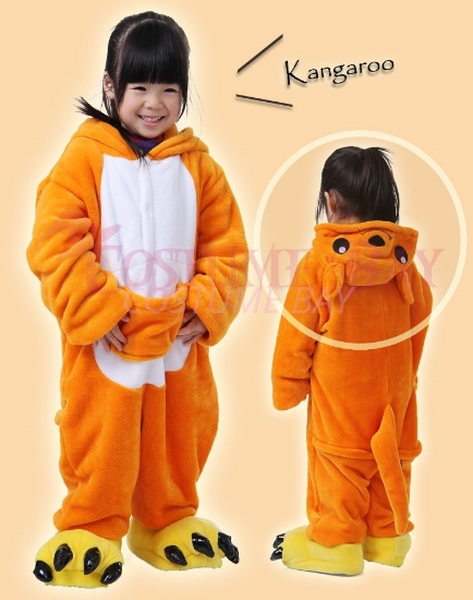 Picture of Kids Kangaroo Onesie