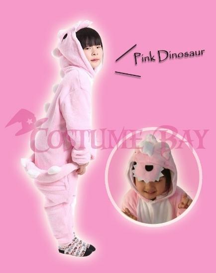 Picture of Pink Dinosaur Onesie