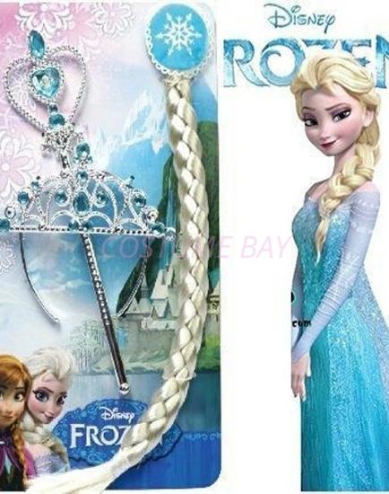 Picture of Frozen Princess Elsa Tiara Toy Set