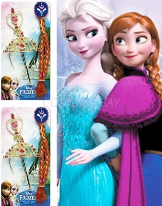 Picture of Frozen Princess Anna Tiara Toy Set