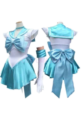 Picture of Sailor Moon Costume - Light Blue