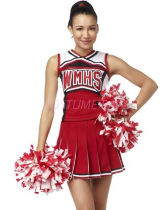 Picture of Glee Cheerleader Women's Costume