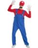 Picture of Super Mario Bros Mens Costume Mario