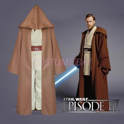 Picture of Star Wars Obi Wan Jedi Master Suits Set Costume