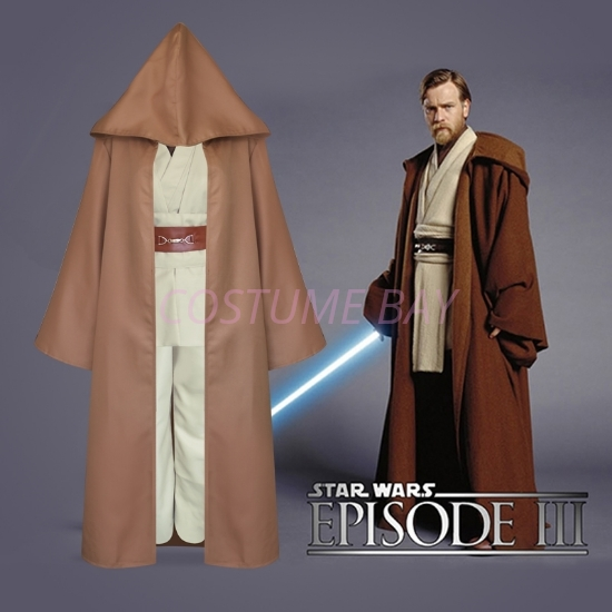 Picture of Star Wars Obi Wan Jedi Master Suits Set Costume