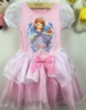 Picture of Girls Sofia Princess Dress -Pink
