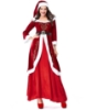 Picture of Deluxe Mrs Santa Claus Suit Christmas Costume