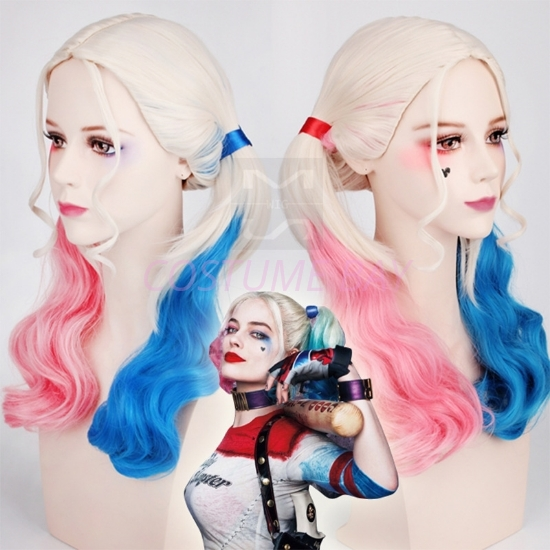 Picture of Harley Quinn Wig