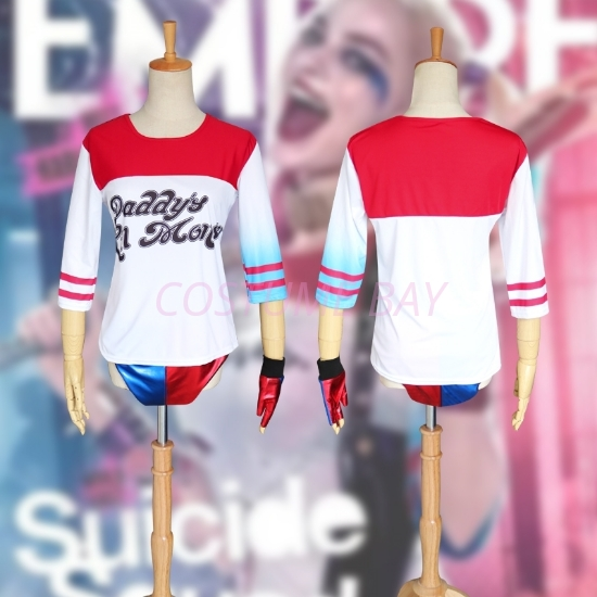 Picture of Suicide Squad Harley Quinn Women's T-shirt
