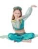 Picture of Girls Princess Jasmine Arabian Belly Dancer Costume