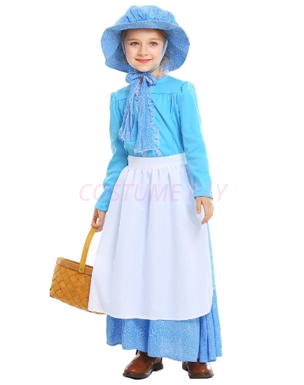 Picture of Girls Pioneer Costume for Book Week