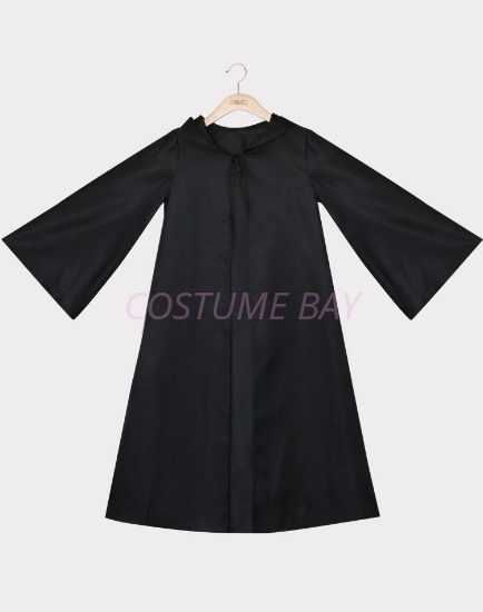 Picture of Star Wars Mens Hooded Cloak - Black