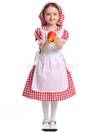 Picture of Girls Little Red Riding Hood Book Week Costume