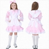 Picture of Girls Alice in Wonderland Book Week Maid Costume - Pink