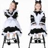 Picture of Girls Alice in Wonderland Book Week Maid Costume - Black