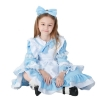 Picture of Girls Alice in Wonderland Book Week Maid Costume - Blue