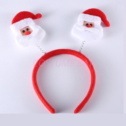 Picture of Christmas Santa Claus Headband