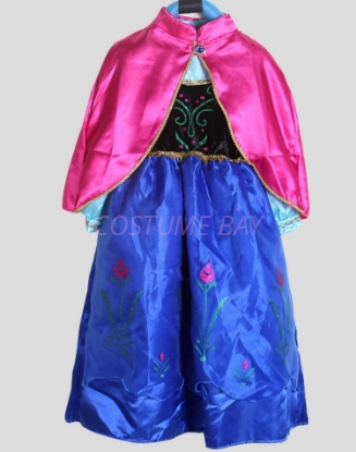 Picture of Frozen Anna dress Cape ONLY