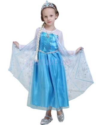 Picture of Elsa dress 19