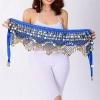 Picture of Belly Dance Hip Scarf Wrap Belt Tribal 268 Coins