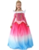 Picture of Girls Princess Aurora Dress Costume Book Week