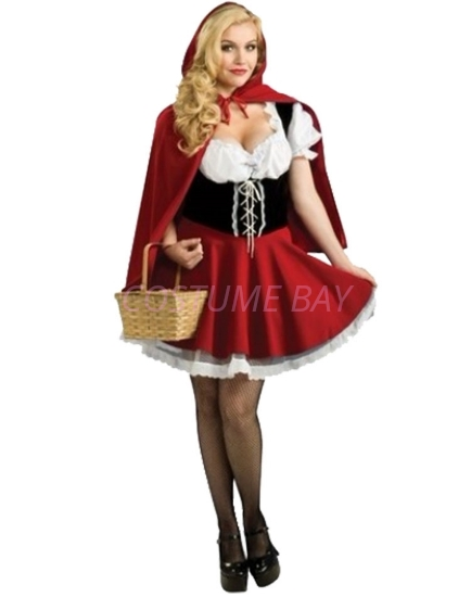 Picture of Womens Little Red Riding Hood Costume