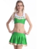 Picture of Ladies Girls Cheerleader Uniform Fancy Dress Costume