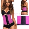 Picture of Women latex Waist Training Corset-Pink